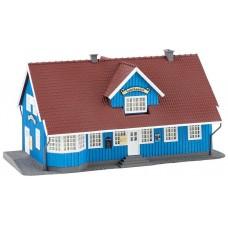 Swedish village shop