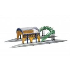 Hogsmeade Platform 9&3/4