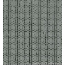 Plastic sheet - cobblestone
