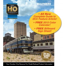 2015 HO Reference Book