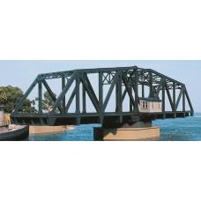 Double Track Swing Bridge