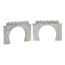 2 Tunnel portals