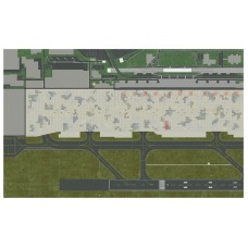 Airport ground sheet