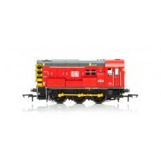 DB Schenker Class 08 Diesel Electric - Sound