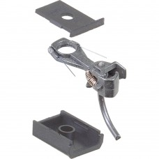 """#143 HO Scale 140-Series Whisker® Metal Couplers with Gearboxes - Short (1/4"""") Centerset Shank"""