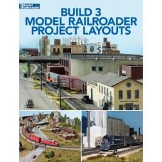 Build 3 Model Railroad Layouts