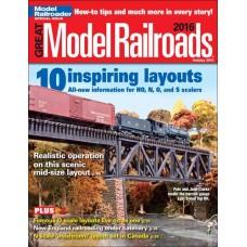Great Model Railroads 2016