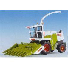 HO Claas Harvester