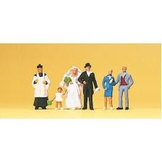 Wedding group - Catholic