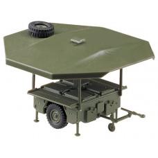 Kärcher field kitchen trailer