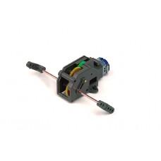4 Speed Crank Axle Gearbox