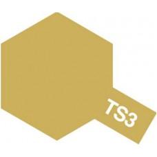 TS-3 Dark Yellow Acrylic Spray