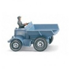 Auto-Schutter with driver - blue