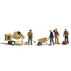 Masonry Workers